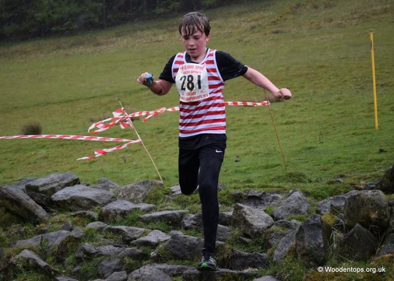 May | 2016 | Calder Valley Fell Runners Juniors