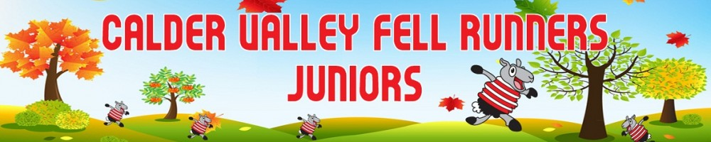 Calder Valley Fell Runners Juniors